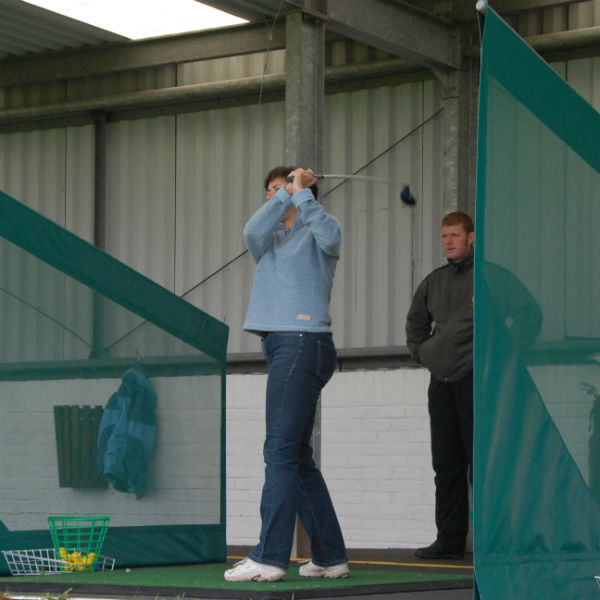 Ombersley driving range