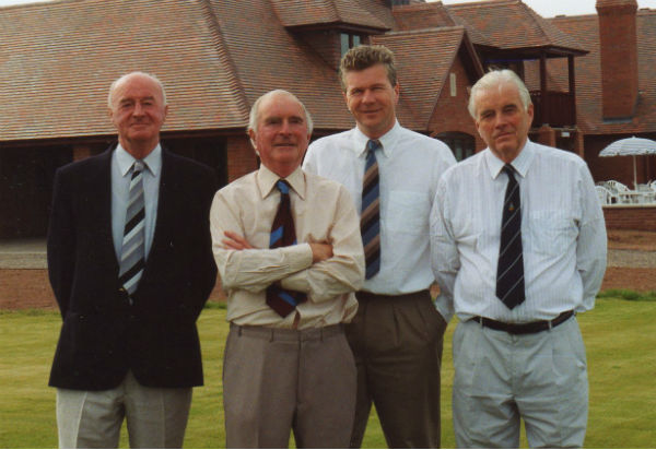 The original directors of John Dowty Ltd