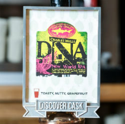 DNA New World IPA by Charles Wells - Real Ale at Ombersley Golf Club