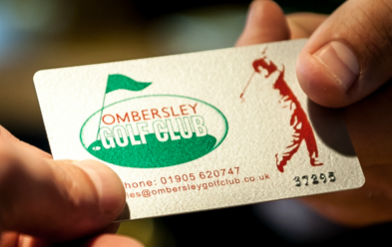 Members save up to 15% off all food and drink at Ombersley
