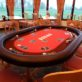 New Poker Table at Ombersley