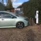 Electric car Charging Point at Ombersley Golf Club
