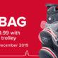 Free Bag when you buy a Motocaddy Trolley