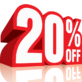 20% Members Discount Offer Extended Throughout December